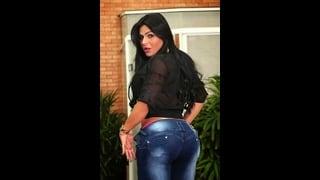 Thalya Cyclone Trans In Jeans Stretti