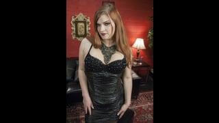 Tiffany Starr In Babydoll Nero