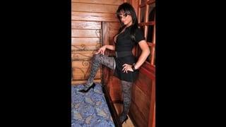 Natasha Rusthy Trans Matura Sensuale