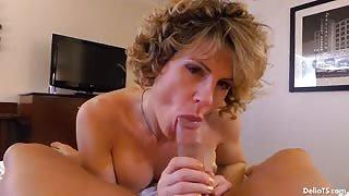 Video p.o.v con pornostar!!!